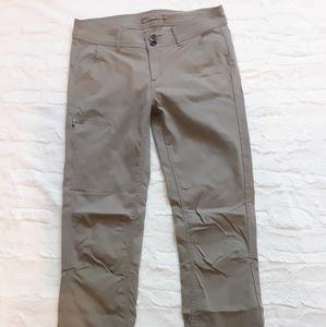 Prana Halle Straight Pant—Short Inseam—Size 6